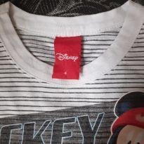 Camiseta mickey - 4 anos - Disney
