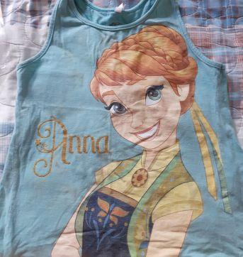 Blusinha fofa - 8 anos - Disney e Pernambucanas