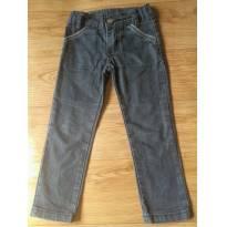 Calça Jeans Preta - 3 anos - Toys & Kids