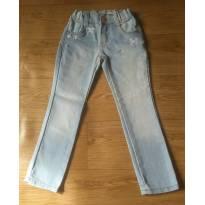 Calça Jeans bordada Poim - 3 anos - Poim, Cherokee e Up Baby