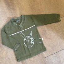 Camiseta M/L - Sem faixa etaria - Kasa