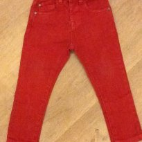 Calca red Zara - 18 meses - Zara