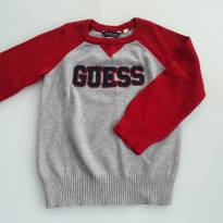 Blusa Guess linho - 3 anos - Guess