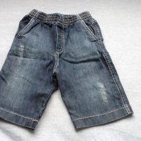 Bermuda jeans tam 2 - 2 anos - Noruega Baby