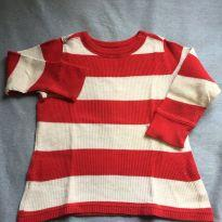 Camiseta Old Navy 2 anos - 18 a 24 meses - Old Navy