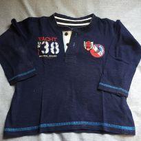 Camiseta m longa Poin 2-3 anos - 2 anos - Poim, Cherokee e Up Baby