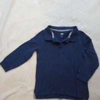 Camisa polo Old Navy 3A (304) - 3 anos - Old Navy
