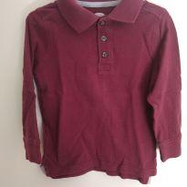 Camisa polo Old Navy 3A (301) - 3 anos - Old Navy
