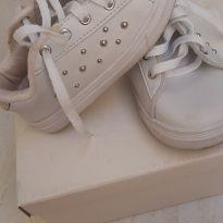 Tênis branco - 26 - Tricae