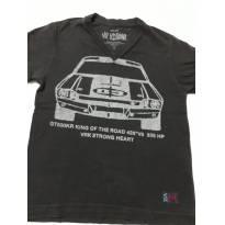 camiseta - 4 anos - VR Kids