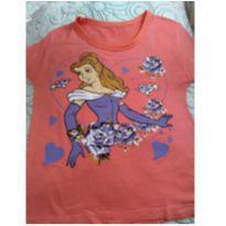 Camiseta Bela - 6 anos - Não informada