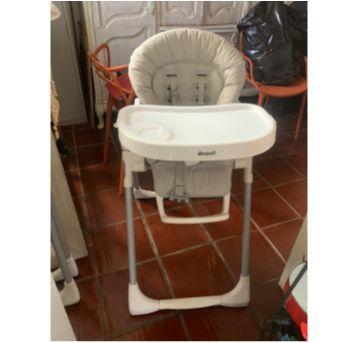 Cadeira de papinha Burigotto - Sem faixa etaria - Burigotto
