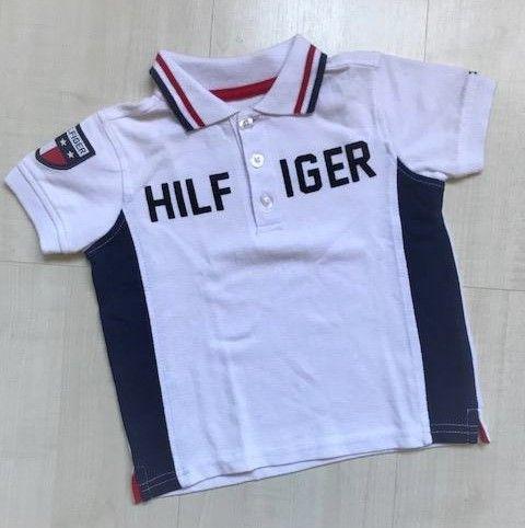 791e8ff21 Camisa Polo Tommy Hilfiger 2 anos no Ficou Pequeno - Desapegos de ...