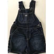 Macacão Jeans Menino - 3 anos - OshKosh