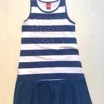 Vestido Listras Kyly - 10 anos - Kyly