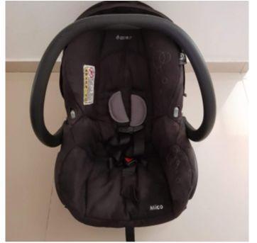 Bebê conforto Maxi Cosi com base - Sem faixa etaria - Maxi Cosi Mico e Maxi Cosi Mico c base