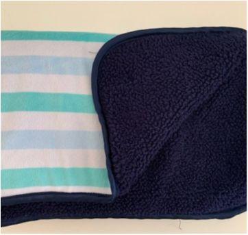 Cobertor Infantil Listras - Sem faixa etaria - Child of Mine