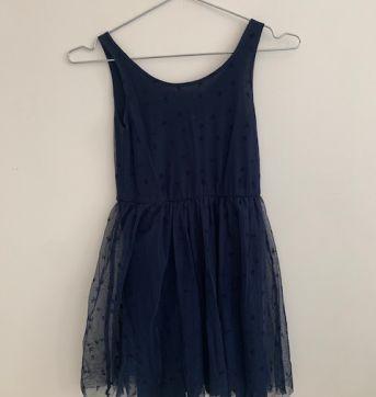 Vestido Zara - 7 anos - Zara
