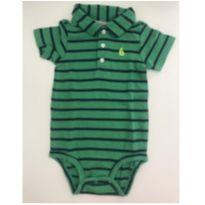 Body Gola Polo Carters - 2 anos - Carter`s