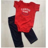 Conjunto Campus Carters - 1 ano - Carter`s