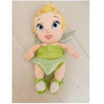 Boneca Sininho Pelúcia Disney -  - Disney