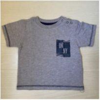 Camisa Malha DKNY - 1 ano - DKNY