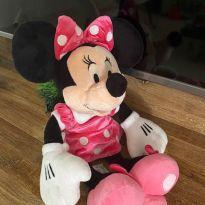 Boneca Pelúcia Minnie -  - Disney