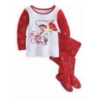 Pijama Jessie - 6 a 9 meses - Disney Store