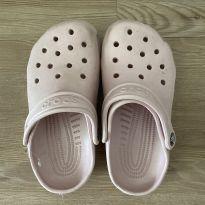Crocs Rosa Claro Tamanho 32 - 32 - Crocs