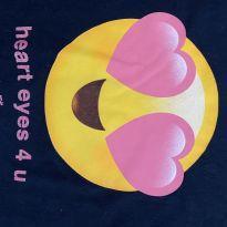 Tshirt malha Abercrombie - 11 anos - Abercrombie