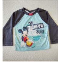 Kit Camisetas Praia - 1 ano - Disney
