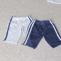 calças de moletinho - 3 meses - Carter`s