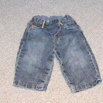 jeans molinho - 6 a 9 meses - Zara Baby