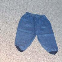 mijão jeans - 0 a 3 meses - Empório Baby & Kids