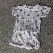 pijama inglês - 6 meses - cookie