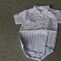 tipo camisa - 6 meses - Empório Baby & Kids