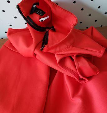 Vestido H&M vermelho - P - 38 - H&M
