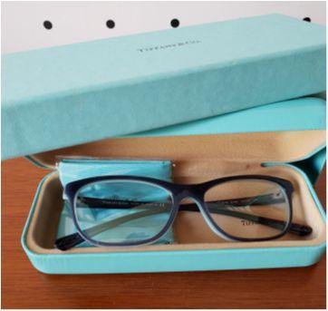 Óculos Tiffany estilo gatinha - Sem faixa etaria - Tiffany & Co