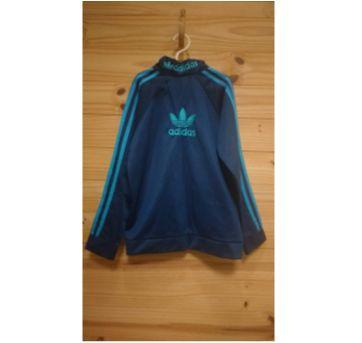 Jaqueta azul Adidas - 12 anos - Adidas