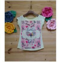 Camiseta Lilica Réplica - 8 anos - Lilica Ripilica
