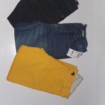 Belo lote de calças - 5 anos - OshKosh e HM