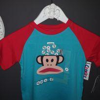 Camisetas Importadas - 4 anos - Paul Frank e Sesame Street