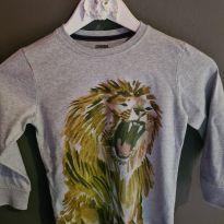 Camiseta Leão Gymboree