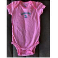 Body Rosa Pink Carters - 3 meses - carter`s, baby gap, zara