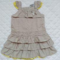 Vestido Milon - LINDO! - 1 ano - Milon
