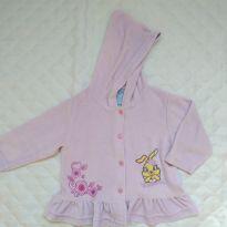 Casaquinho Miss Bunny - 9 a 12 meses - Disney baby