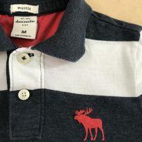 Camisa Polo Abercrombie - 9 anos - Abercrombie
