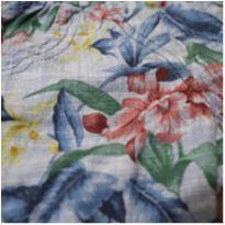 Short Floral Menino Paraíso - 3 a 6 meses - Paraíso