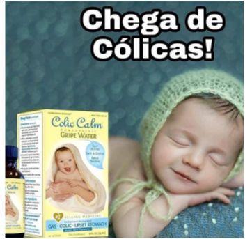 Colic Calm anti cólicas e refluxo - Sem faixa etaria - COLIC CALM
