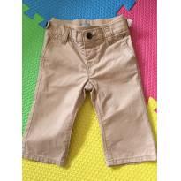 Calça sarja - 6 meses - Baby Gap